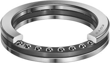 Axialkugellager 51109 JP 45x65x14 mm